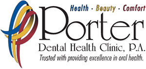 Porter Dental Health Clinic logo